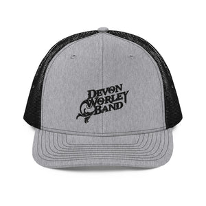 Devon Worley Trucker Cap