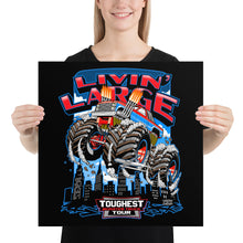 Load image into Gallery viewer, Livin Large Poster