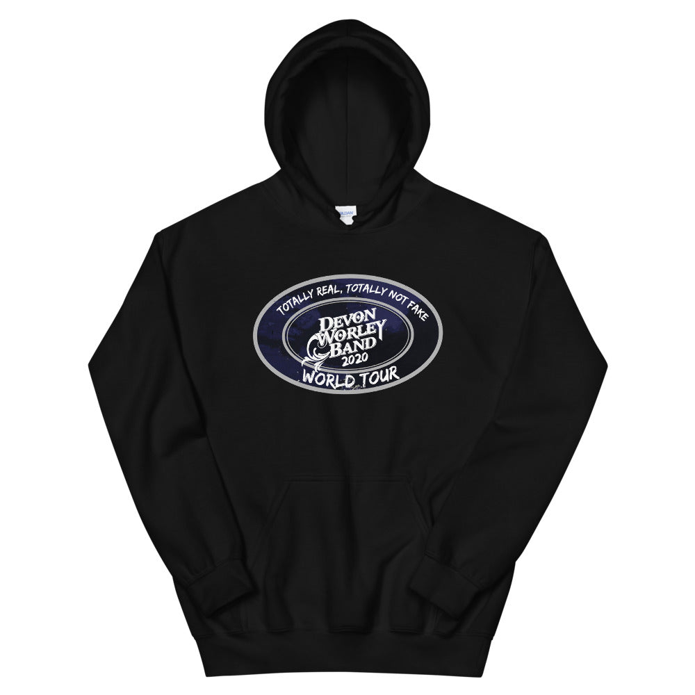 Devon Worley Band Totally Real Tour Hoodie
