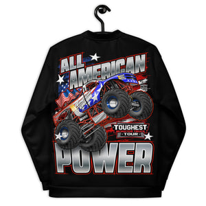 American Power Uninsex Bomber Jacket