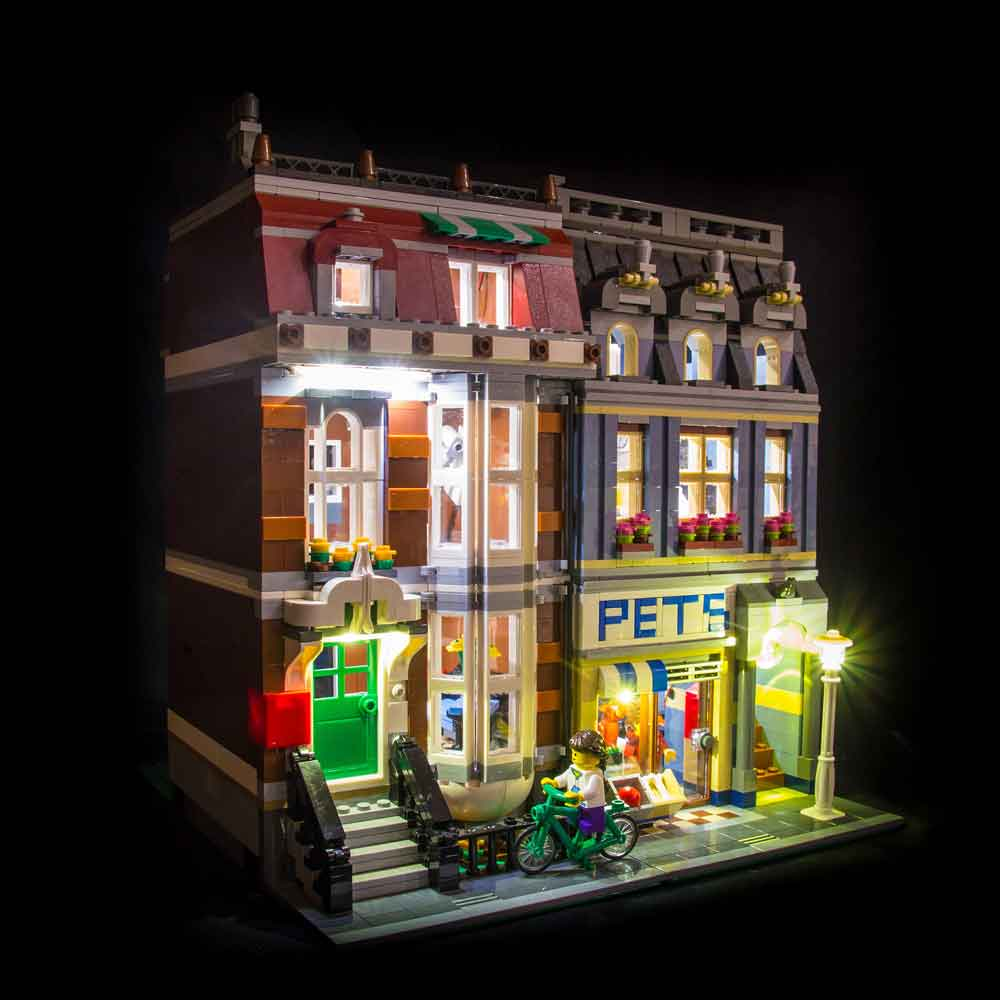 LEGO Pet Shop #10218 Light Kit