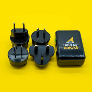 Universal Power Adaptor 5V 4 Amp USB Wall Adaptor