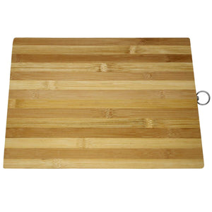 Sahya Dale Bamboo Cutting Board Big 36cm x 26cm x 1.5cm- Best Kitchen Reversible Chopping Board for Meat Cheese and Vegetables