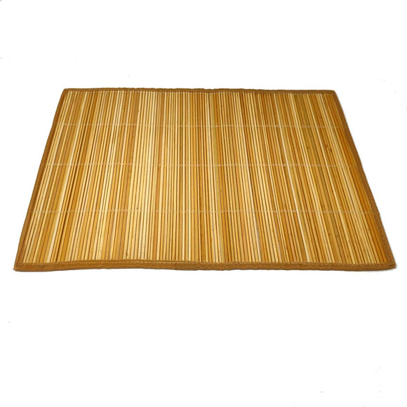 Sahya Dale Bamboo Table Mat (40cm x 30cm)- Kitchen & Dining Placemat