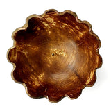 Sahya Dale Coconut Shell Candle Stand/Diya Holder/Candle Holder