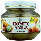 Sahya Dale Honey Amla 500g- Mix of 100% Pure Honey and Indian Gooseberry- Product of The Western Ghats