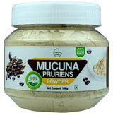 Sahya Dale Mucuna Pruriens Powder 100g- 100% Natural Velvet bean Powder- Product of The Western Ghats