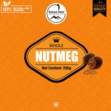 Sahya Dale Whole Nutmeg 250g