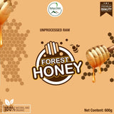Sahya Dale Black Forest Honey 600g- Product of The Western Ghats