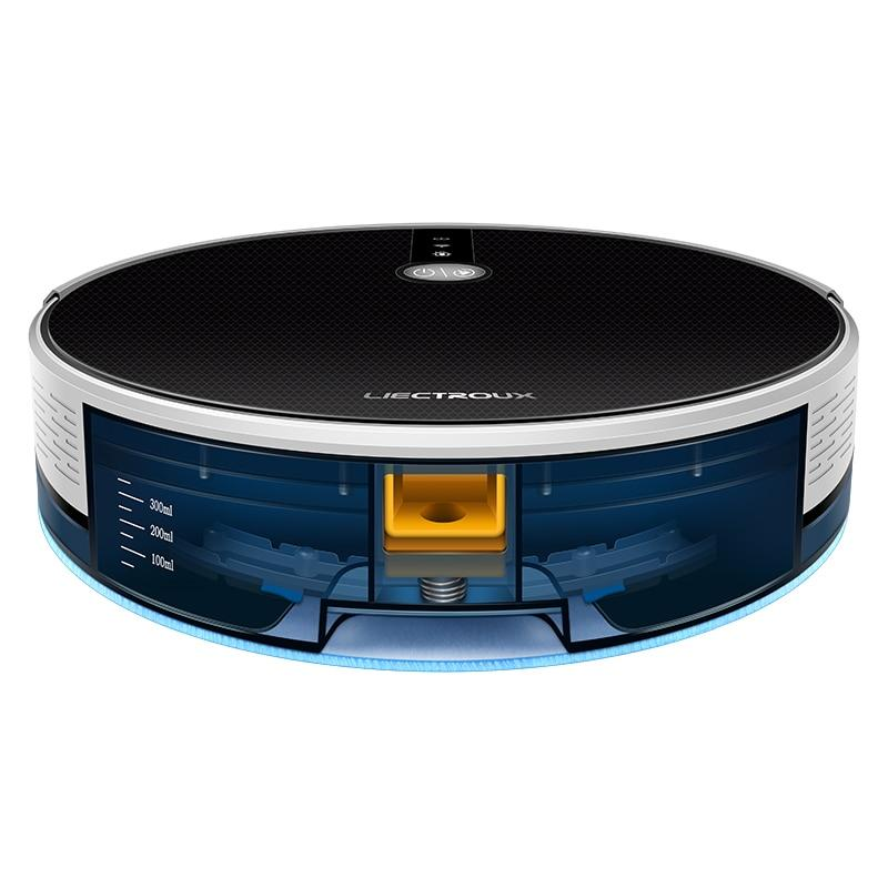 WIFI Robot Vacuum Cleaner 4000Pa - SafetyFirst.sg