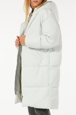 ELPHIN PUFFER JACKET BY EMBASSY OF BRICKS AND LOGS IN BLACK