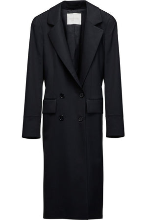 AUSTIN COAT BLACK BY ENVELOPE - BEYOND STUDIOS