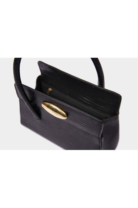 BABY BOSS BAG BLACK BY LITTLE LIFFNER - BEYOND STUDIOS