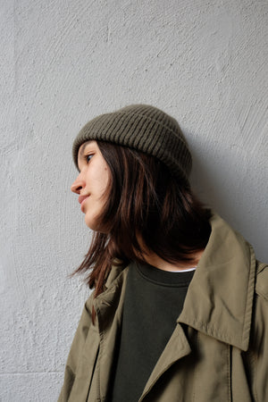 BEANIE IN CROCO BY LE BONNET