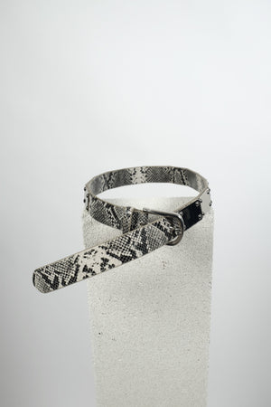 BROOKE BELT SNAKE BY LES COYOTES DE PARIS