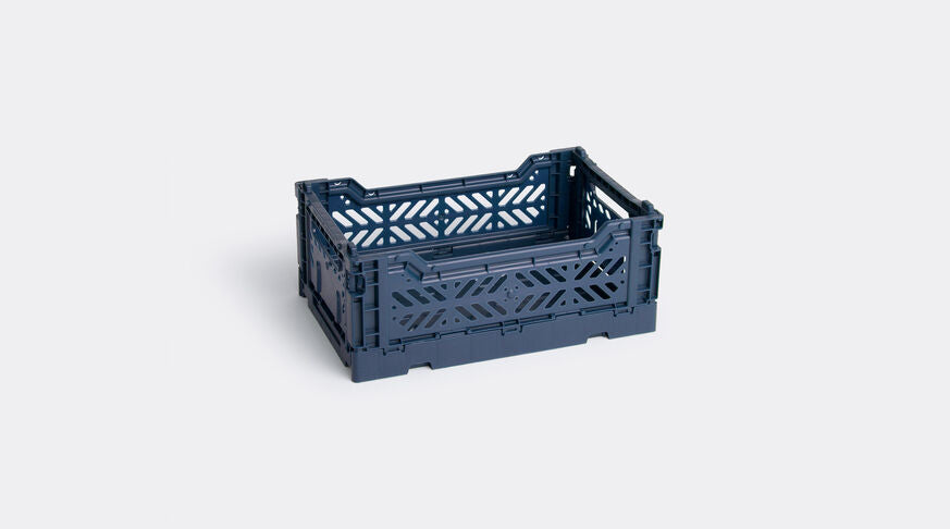 BOX IN NAVY SMALL BY HAY