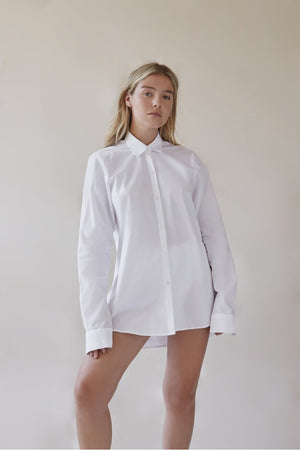 THE LOU MAN SHIRT WHITE BY THE SEPT - BEYOND STUDIOS