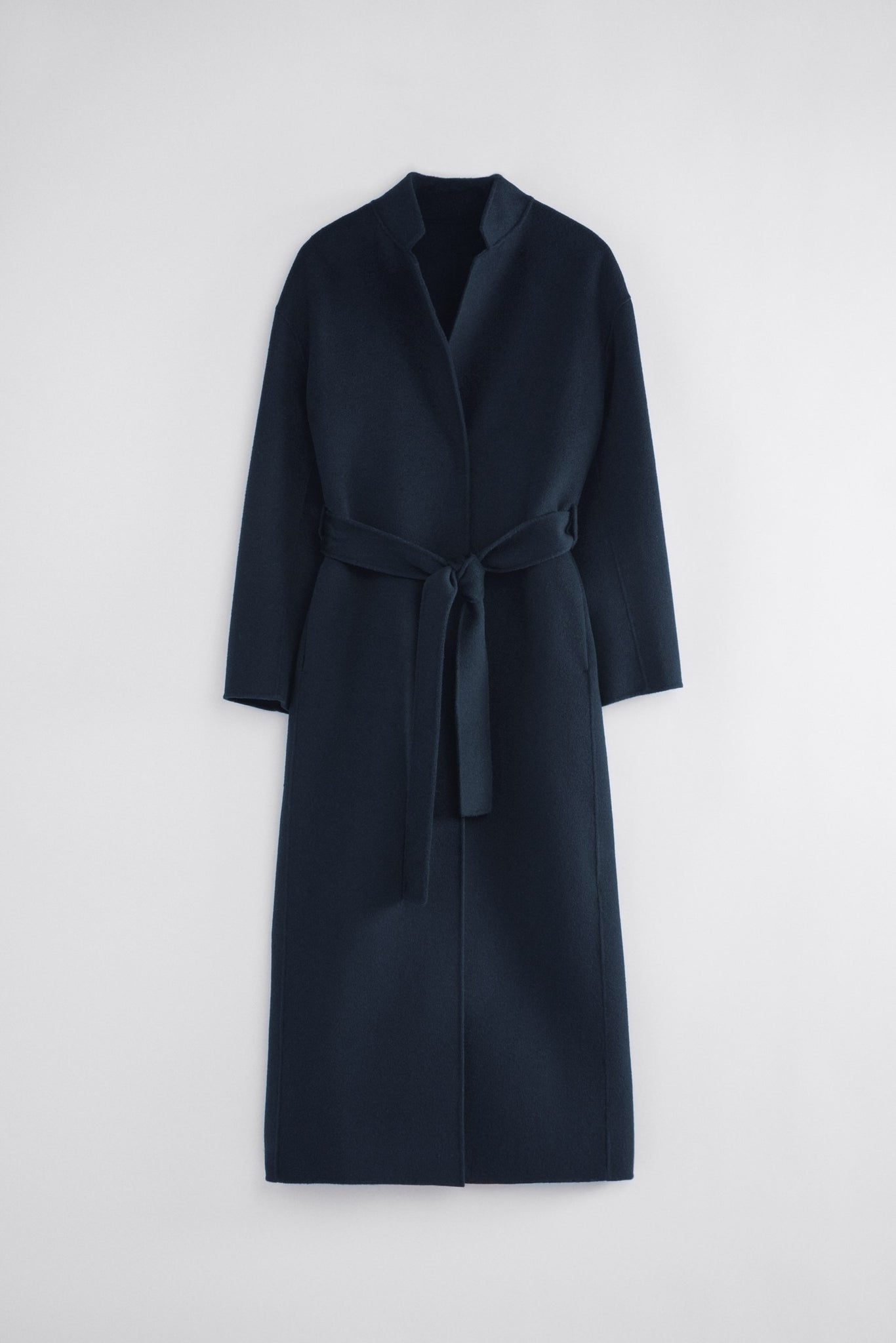 ALEXA COAT IN NAVY BY FILIPPA K