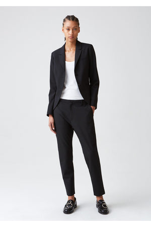 THE ONE BLAZER BLACK BY HOPE - BEYOND STUDIOS
