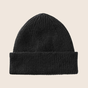BEANIE IN ONYX BY LE BONNET