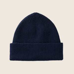 BEANIE IN MIDNIGHT BY LE BONNET