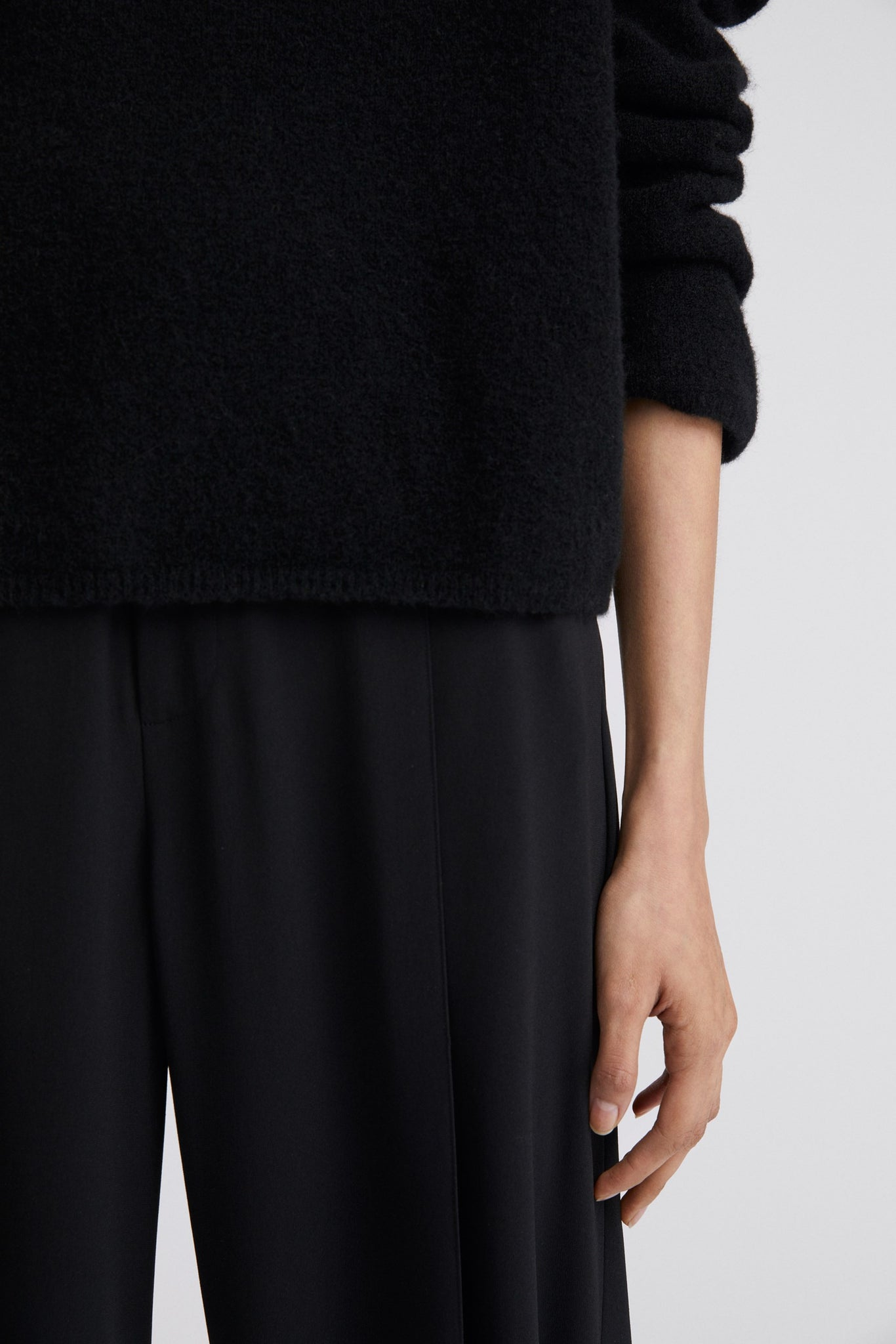 MIKA YAK FUNNELNECK SWEATER BY FILIPPA K