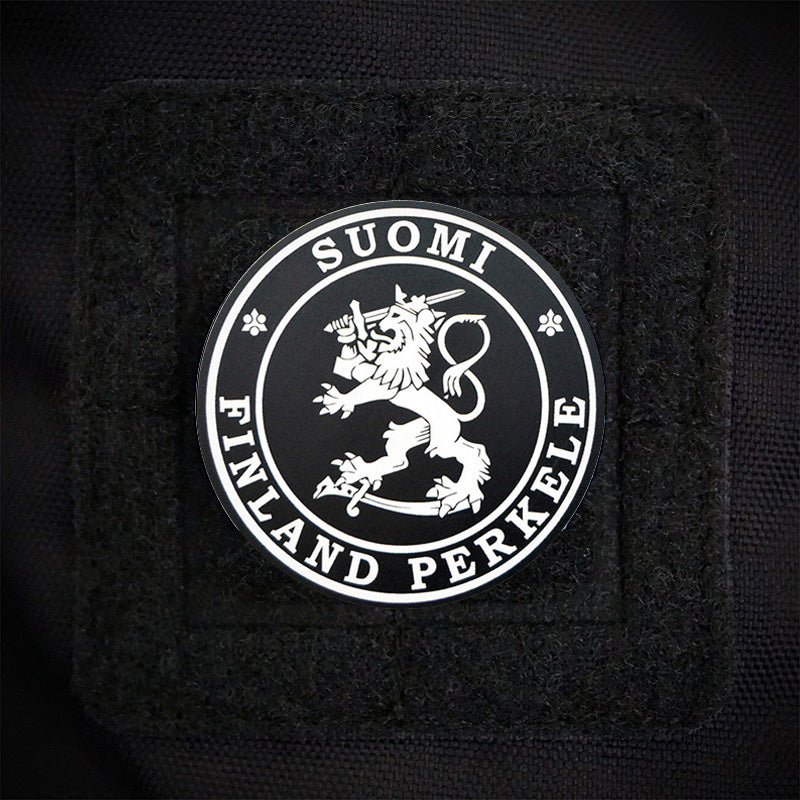 Patch Suomi Finland Lion