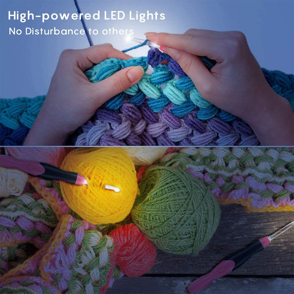 LIT Crochet Hook