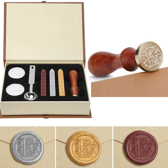 Wax Seal Stamp Kit