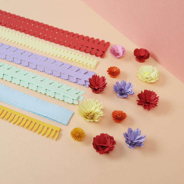 Flower Petal Strips