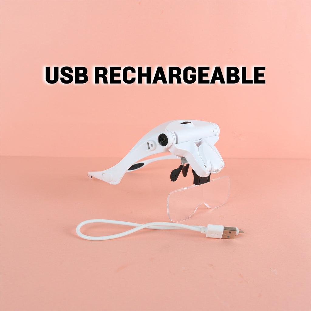 Vision Booster (USB Rechargeable)