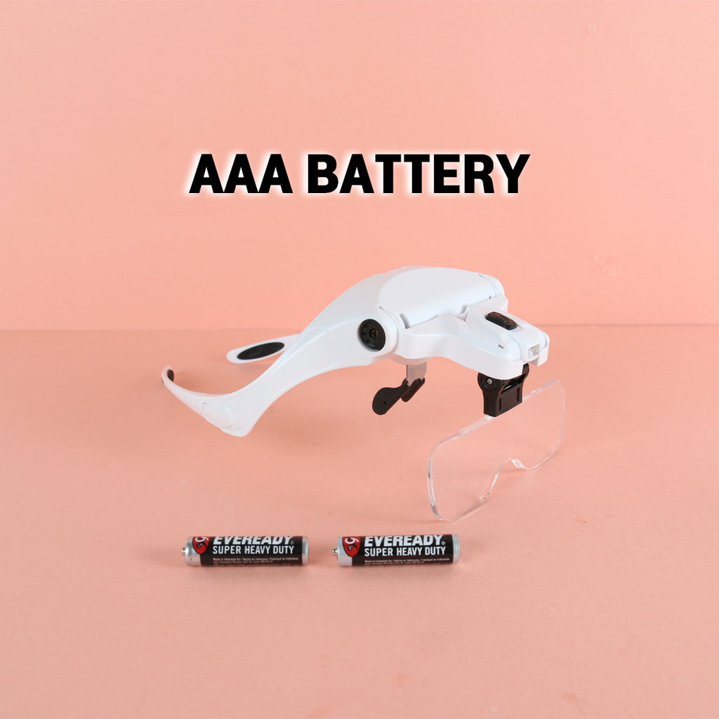 Vision Booster (AAA Battery)