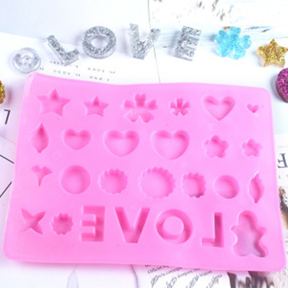 Assorted Molds Bundle