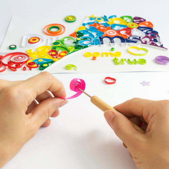 Quilling Strips Maker