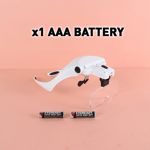 Vision Booster (AAA Battery.)