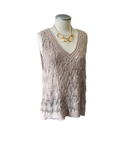 Load image into Gallery viewer, Ladies Crochet Top  available in 5 colours