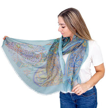 Load image into Gallery viewer, Ladies Harmony Scarf