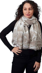 SCARF tropical  pattern