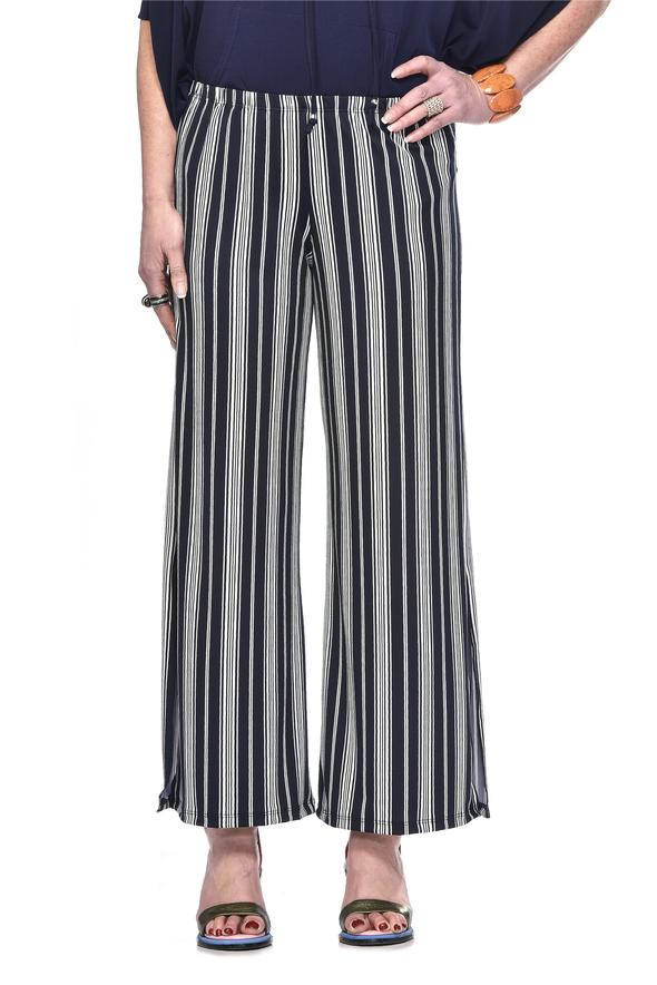 RAPZ ITY striped pants