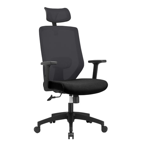 Lumi Task Chair with Headrest - ContractWorld Furniture