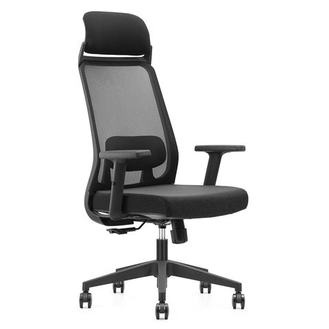 Omni Task Chair with Headrest - ContractWorld Furniture