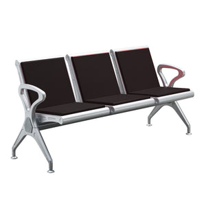 PU Moulded Gang Chair - ContractWorld Furniture