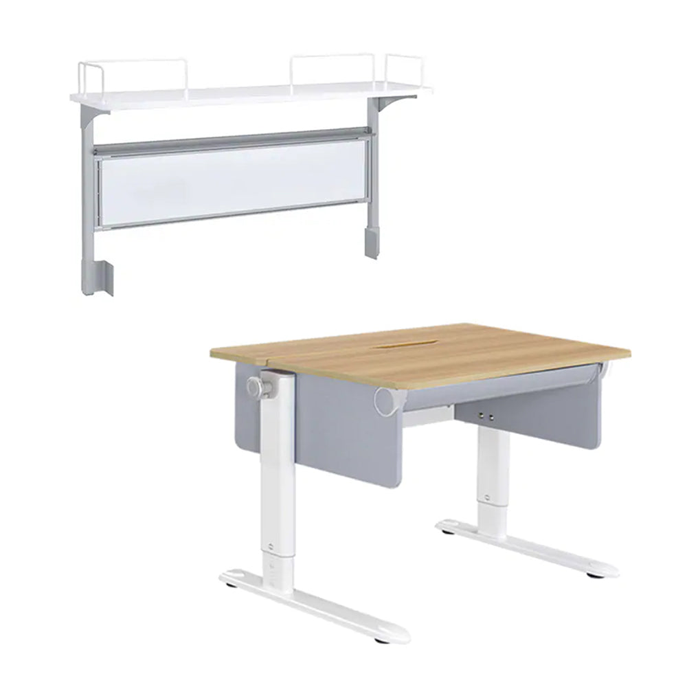Flo Study Table with Whiteboard - ContractWorld Furniture