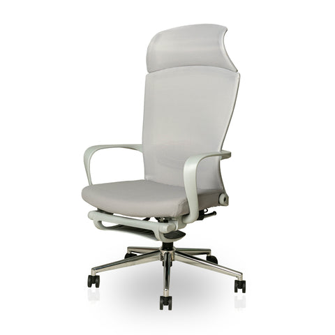Caspian Chair with Headrest and Footrest - ContractWorld Furniture