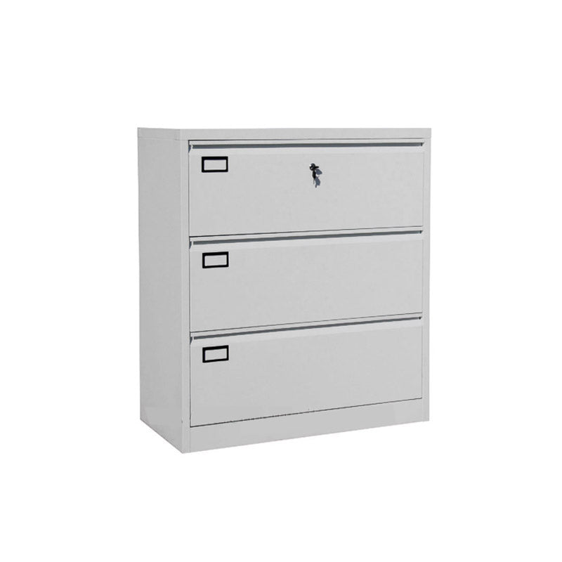 Rendex 3-Layer Lateral File Cabinet - ContractWorld Furniture