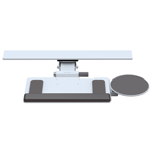 Humanscale Keyboard Tray with Mouse Pad - ContractWorld Furniture