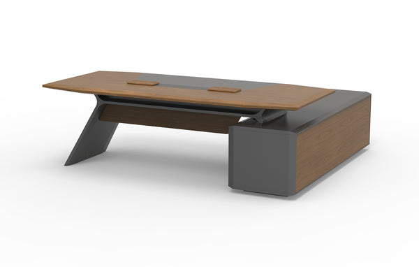 Aulenti Executive Office Table - ContractWorld Furniture