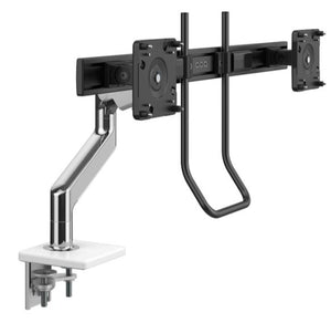 Humanscale Monitor Arms with Crossbar for Dual Monitor - M10 - ContractWorld Furniture