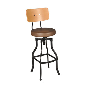 Markenzi Barstool - ContractWorld Furniture