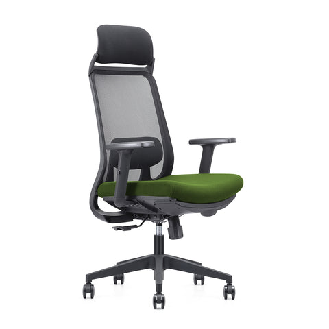 Omni Task Chair with Head & Footrests - ContractWorld Furniture